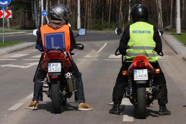 Dla początkujących motocyklistów zostanie wprowadzona nowa kategoria Fot. Adam Wysocki /Agencja SE/East News