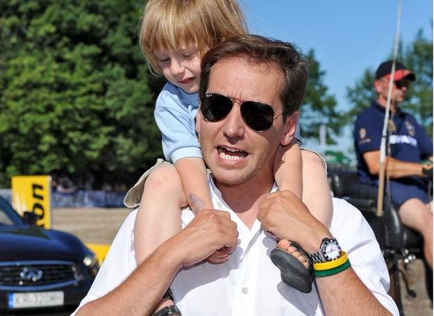 Dla synów wciąż popularniejszy od taty jest Spiderman / fot. A. Szilagyi /MWMedia