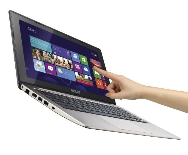 Dla zdobywców I iII miejsca czekają  komputery Asus Vivobook X202E /INTERIA.PL