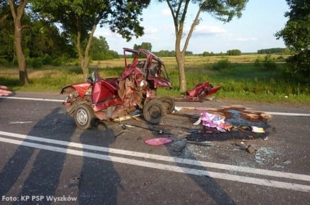 Dlaczego dochodzi do takich tragedii? / Fot: KP PSP Wyszków /