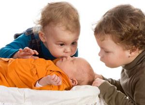 Dlaczego dziecko powinno mieć rodzeństwo?