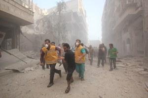Dlaczego jeżdżę do Aleppo