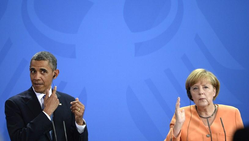 Dlaczego USA szpiegują w Niemczech? /AFP
