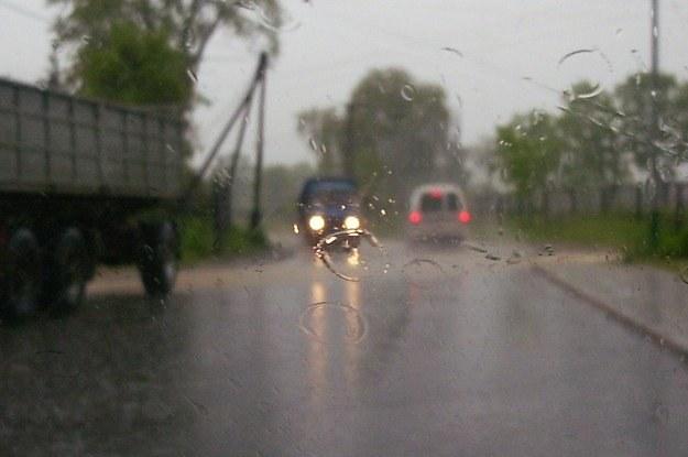 Długi weekend może być deszczowy /INTERIA.PL