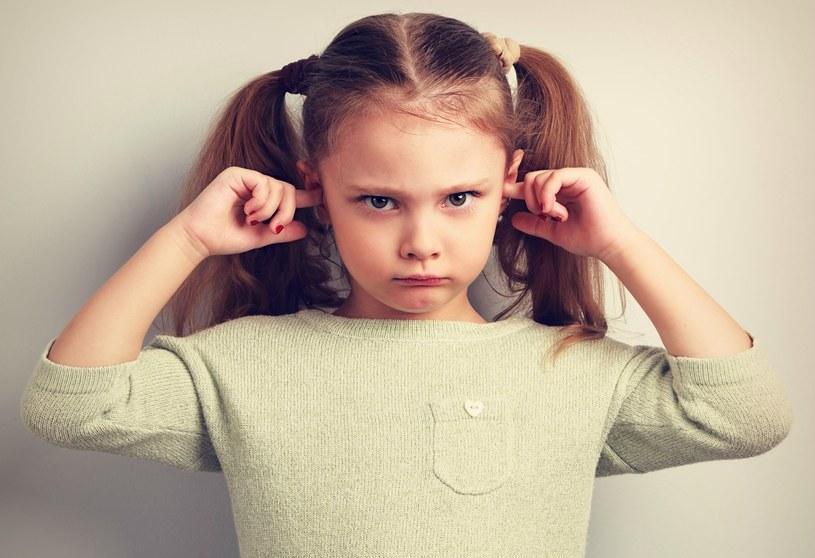 Długotrwałe, wielokrotnie powtarzane działanie hałasu już powyżej 85 decybeli zazwyczaj doprowadza do trwałego ubytku słuchu; szczególnie narażone są na to dzieci /123RF/PICSEL