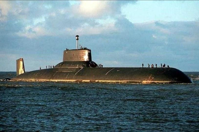 """""""Dmitrij Donskoj"""" w morzu. Stan techniczny okrętu najbardziej martwi Skandynawów /Wikimedia Commons – repozytorium wolnych zasobów /INTERIA.PL/materiały prasowe"""
