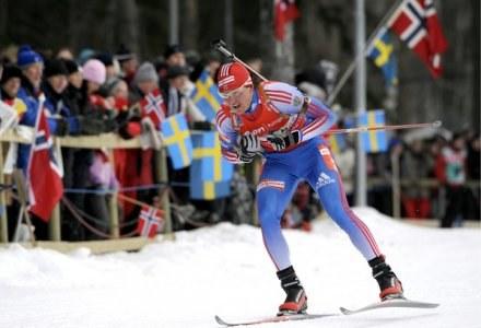 Dmitrij Jaroszenko poniesie surową karę za stosowanie dopingu. /AFP