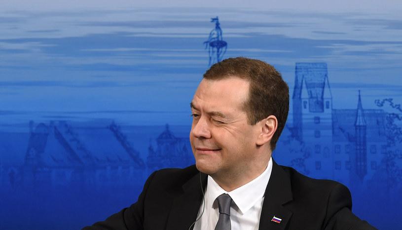 Dmitrij Miedwiediew obciął budżet Roskosmosu o 30 proc. /AFP