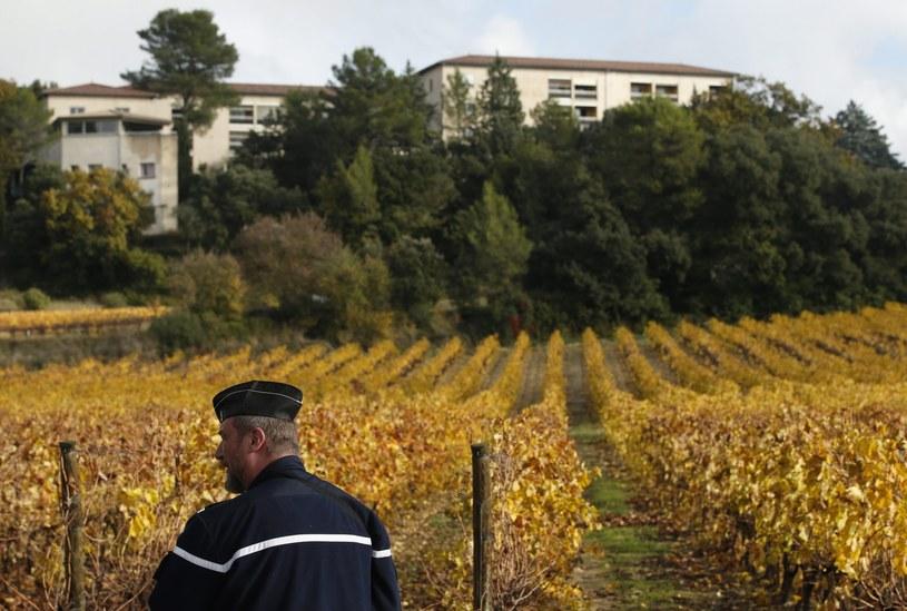 Do ataku doszło na południu Francji /PAP/EPA