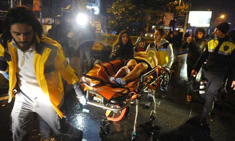Do ataku w Stambule doszło w noc sylwestrową /PAP/EPA