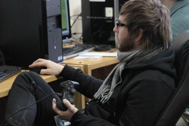 Do beta-testów zaprasza się ludzi dopiero gdy gra ma już konkretny kształ i nie wymaga wielu zmian /AFP