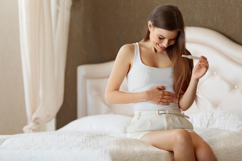 Do ciąży trzeba się odpowiednio przygotować /©123RF/PICSEL