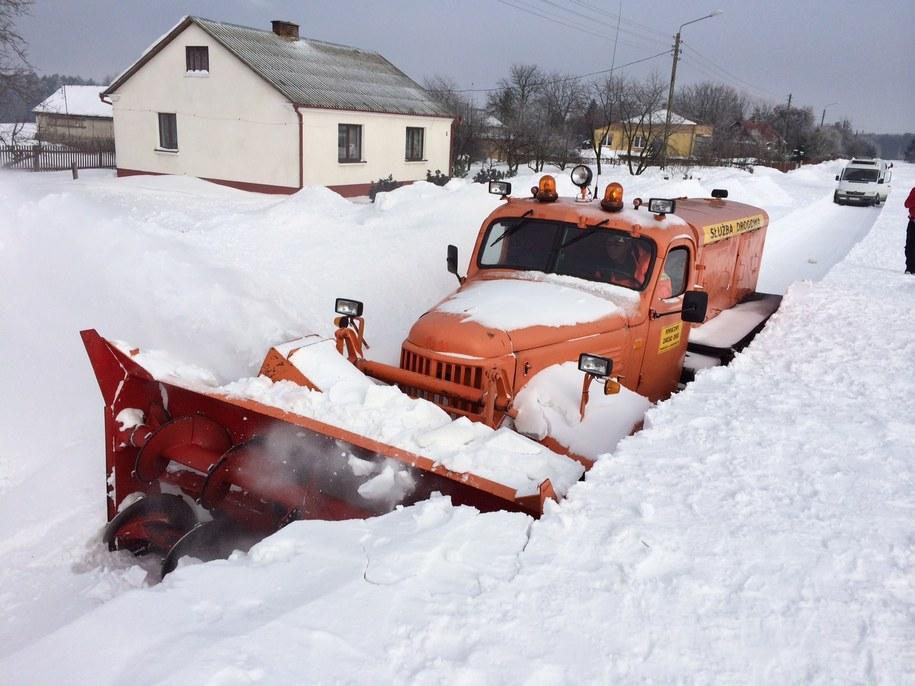 Do czterech wsi nadal nie ma dojazdu w powiecie hrubieszowskim /Krzysztof Kot /RMF FM