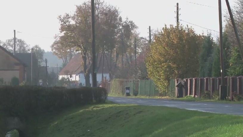 Do incydentu doszło w miejscowości Leśniów Wielki. /TVN24/x-news