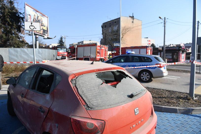 Do katastrofy doszło na ul. 28 Czerwca /Jakub Kaczmarczyk /PAP