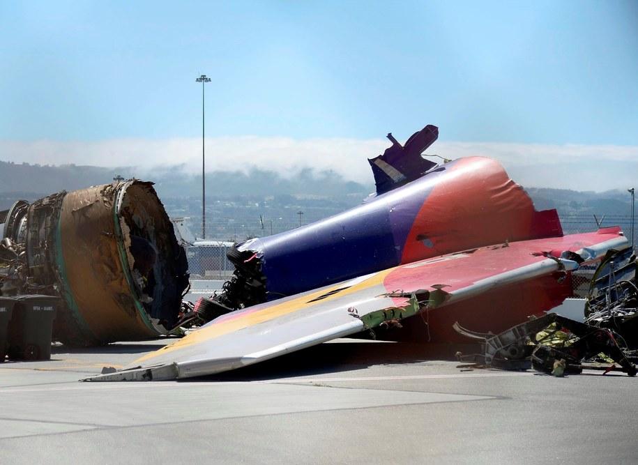 Do katastrofy doszło w trakcie podchodzenia do lądowania /JOHN G. MABANGL /PAP/EPA