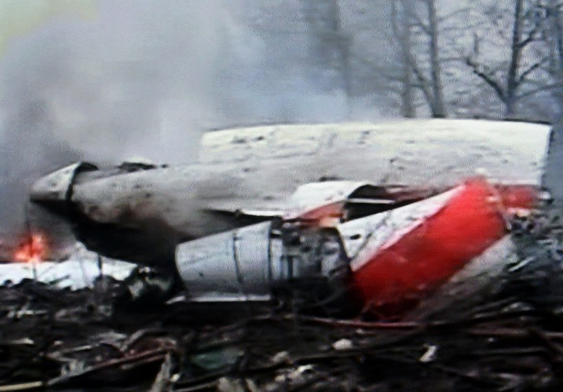 Do katastrofy Tu-154M doszło w 2010 roku /Artur Barbarowski /Agencja SE/East News
