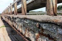 Do końca wakacji drogowcy nie skończą remontu Mostu Łazienkowskiego