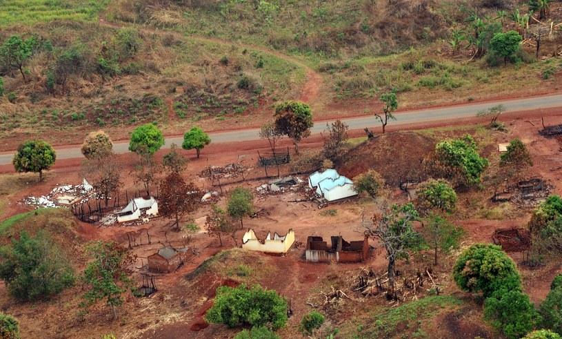 Do krwawych starć doszło w rejonie miejscowości Mbaiki, odległej o ok. 100 km od miasta Boda /AFP