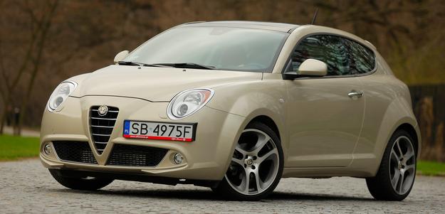Do MiTo najlepiej pasuje benzynowy silnik 1.4 TB 135 KM. Jest też dostępny z automatem. /Motor