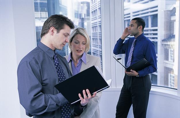 Do najlepiej opłacanych należały w 2010 r. branża IT, telekomunikacja i ubezpieczenia /© Bauer
