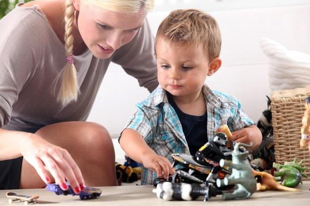 Do obowiązków każdej au pair należy przede wszystkim opieka nad dzieckiem lub dziećmi /123RF/PICSEL