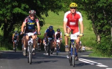 Do pokonania były trzy dystanse: 86 km, 150 km i 225 km/ fot. ARC /Gazeta Codzienna
