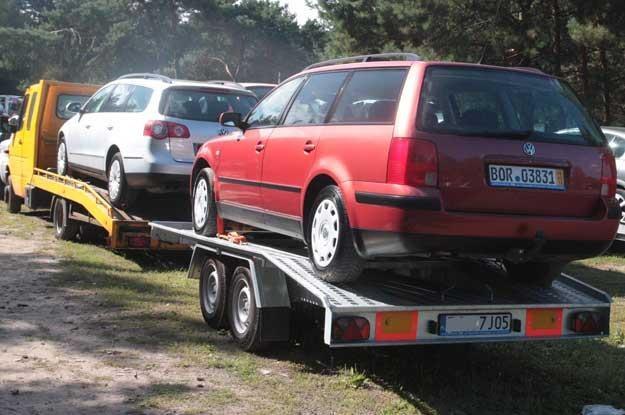 Do Polski przywieziono ponad 700 tys. samochodów używanych /INTERIA.PL/PAP