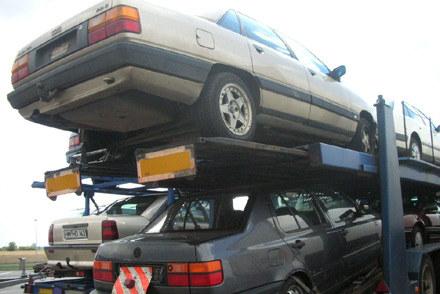 Do Polski trafiają tylko samochody bezwypadkowe /INTERIA.PL
