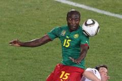 Do przerwy Dania remisuje z Kamerunem