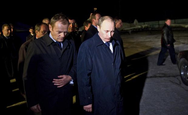 """""""Do Rzeczy"""": Jak Tusk oddał Putinowi śledztwo ws. katastrofy smoleńskiej"""