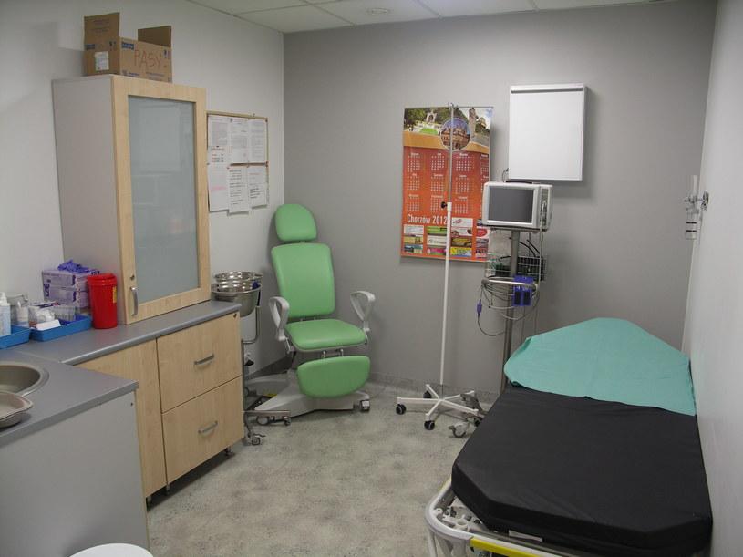 Do sal ambulatoryjnych trafiają pacjenci po wypadkach i w stanach nagłego zagrożenia życia. /materiały promocyjne