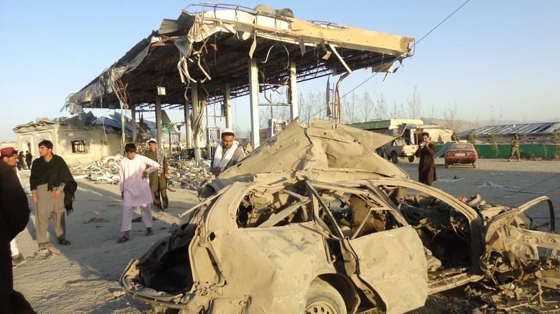 Do serii ataków doszło w prowincjach Ghazni i Paktia /AHMADULLAH AHMADI  /PAP/EPA