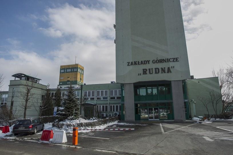 Do silnego wstrząsu doszło w kopalni Rudna /Tomasz Gola /Agencja SE/East News