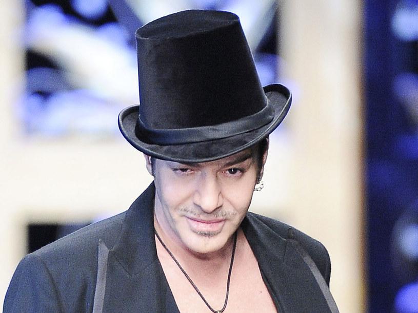 Do tej pory nie wiadomo, kto zastąpi Galliano w słynnym domu mody  /Getty Images/Flash Press Media