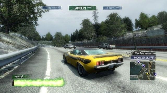 Do tej pory żaden użytkownik PC nie miał okazji prowadzić samochodu z taką prędkością! /INTERIA.PL