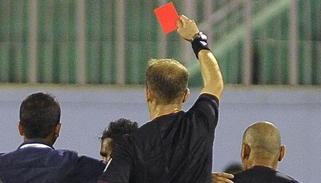 Do tragedii doszło w amatorskiej lidze w Argentynie /AFP