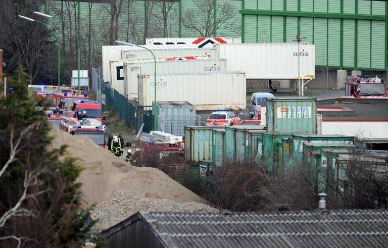 Do tragedii doszło w niemieckiej miejscowości Euskirchen koło Bonn /AFP