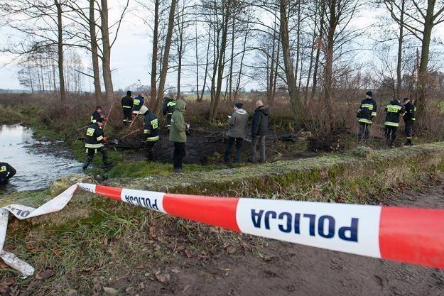 Do tragedii doszło we wsi Hipolitowo /fot. Marek Maliszewski /Reporter