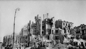 Do Warszawy Armia Czerwona wkraczała niemal z marszu