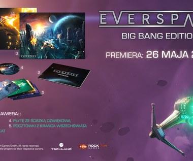 Do Wielkiego Wybuchu dojdzie 26 maja - wizualizacja zawartości edycji premium gry Everspace