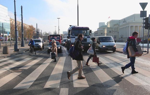 Do wielu wypadków dochodzi na przejściach / Fot: Stanisław Kowalczuk /East News