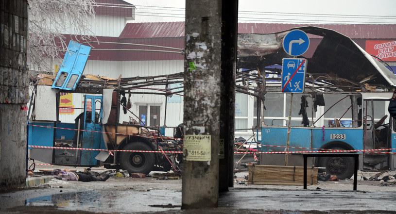 Do wybuchu doszło w Wołgogradzie /AFP