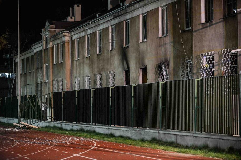 Do wybuchu gazu doszło w kamienicy na warszawskiej Pradze Południe /Jakub Kamiński   /PAP