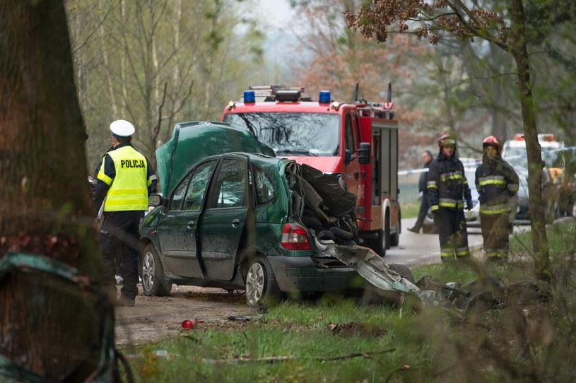 Do wypadku doszło w Klamrach /Tytus Żmijewski /PAP