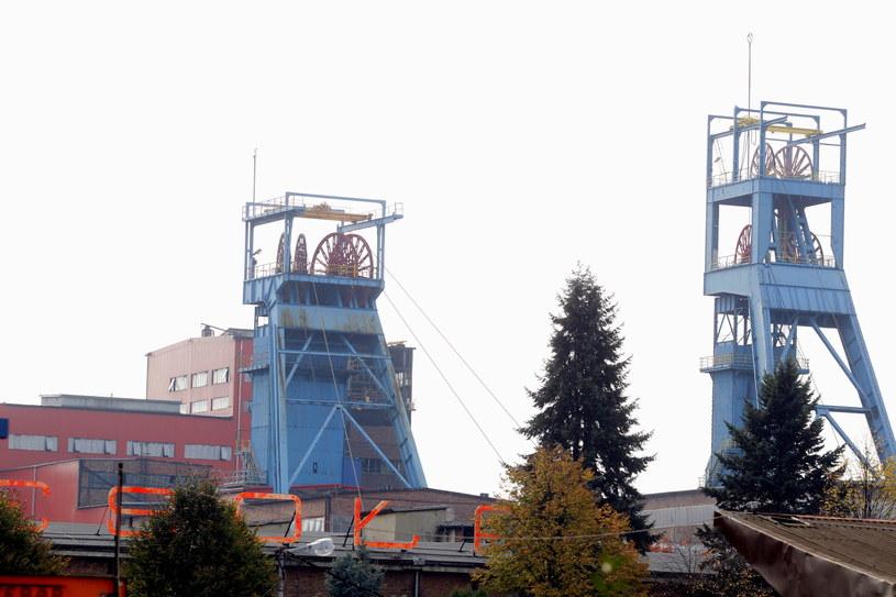 Do wypadku doszło w kopalni Mysłowice-Wesoła /Andrzej Grygiel /PAP