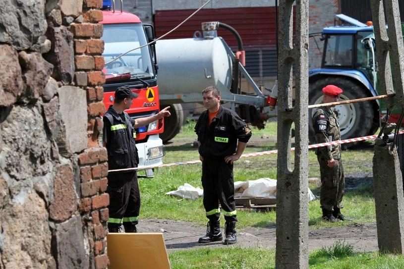 Do wypadku w Karczówce doszło 17 lipca, fot. PIOTR JĘDZURA /Reporter