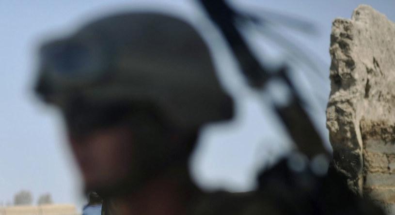 Do zabójstwa doszło po ataku na bazę patrolu w prowincji Helmand. /AFP