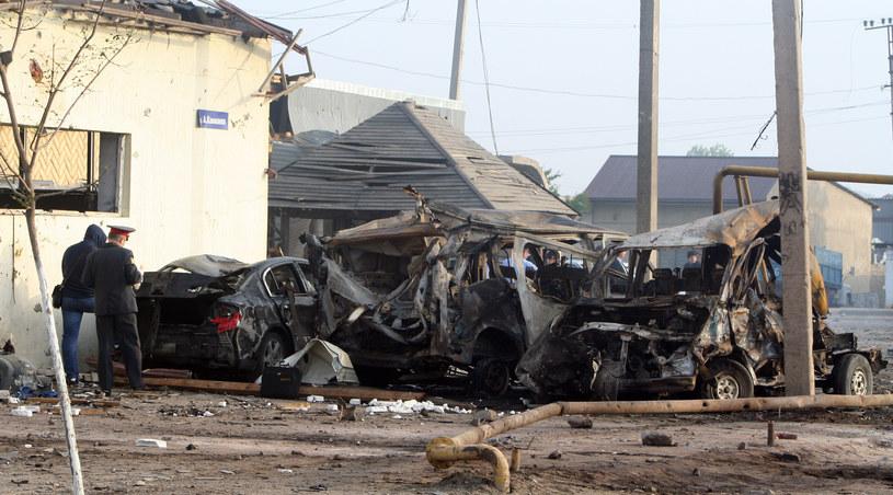 Do zamachu bombowego doszło w Machaczkale /AFP