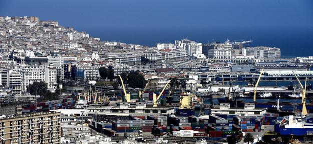Do zamachu doszło 150 km na południowy zachód od stołecznego Algieru (na zdjęciu) /AFP